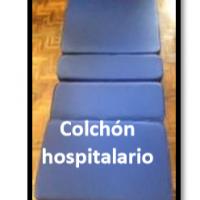 FOTO 1 COLCHON HOSPITALARIO